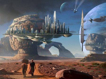space-future-city