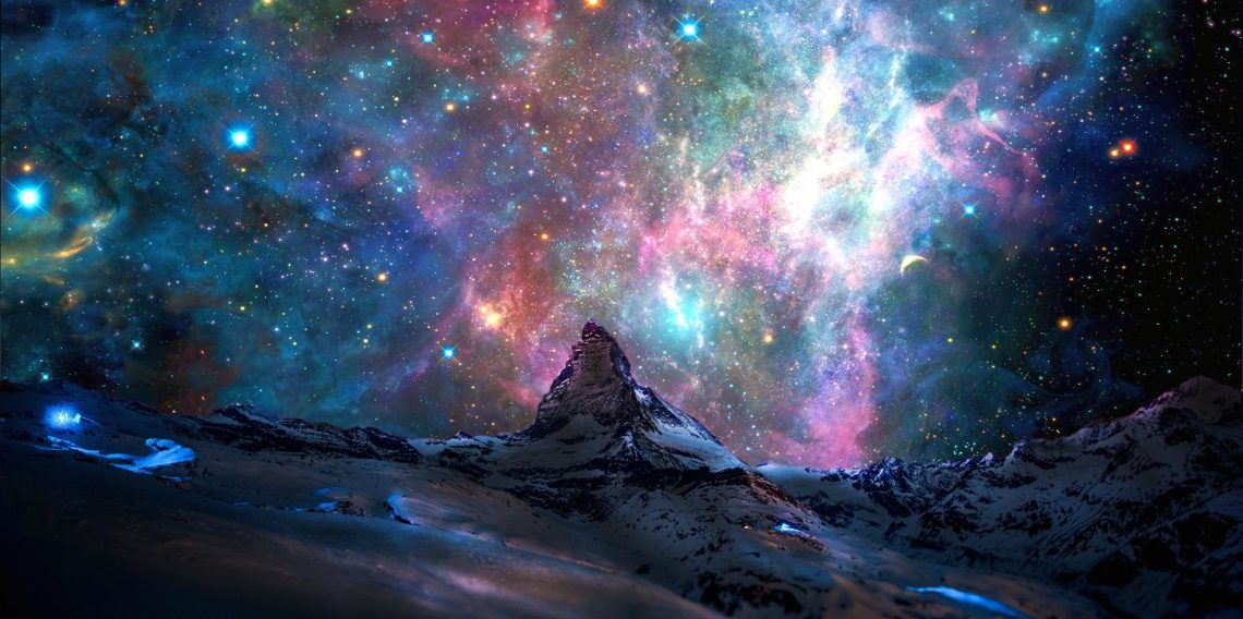 Galactic-Mountain